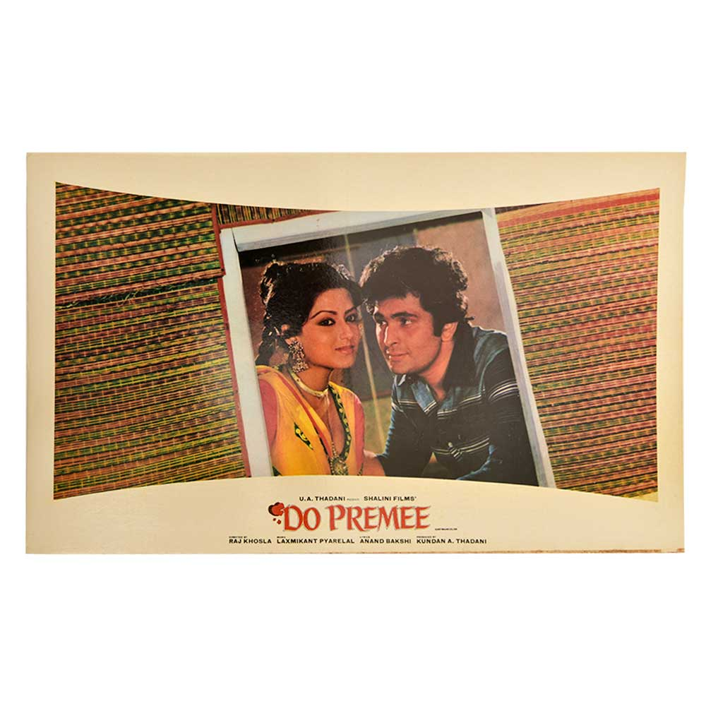 Movie Do Premee Banner Poster 1930