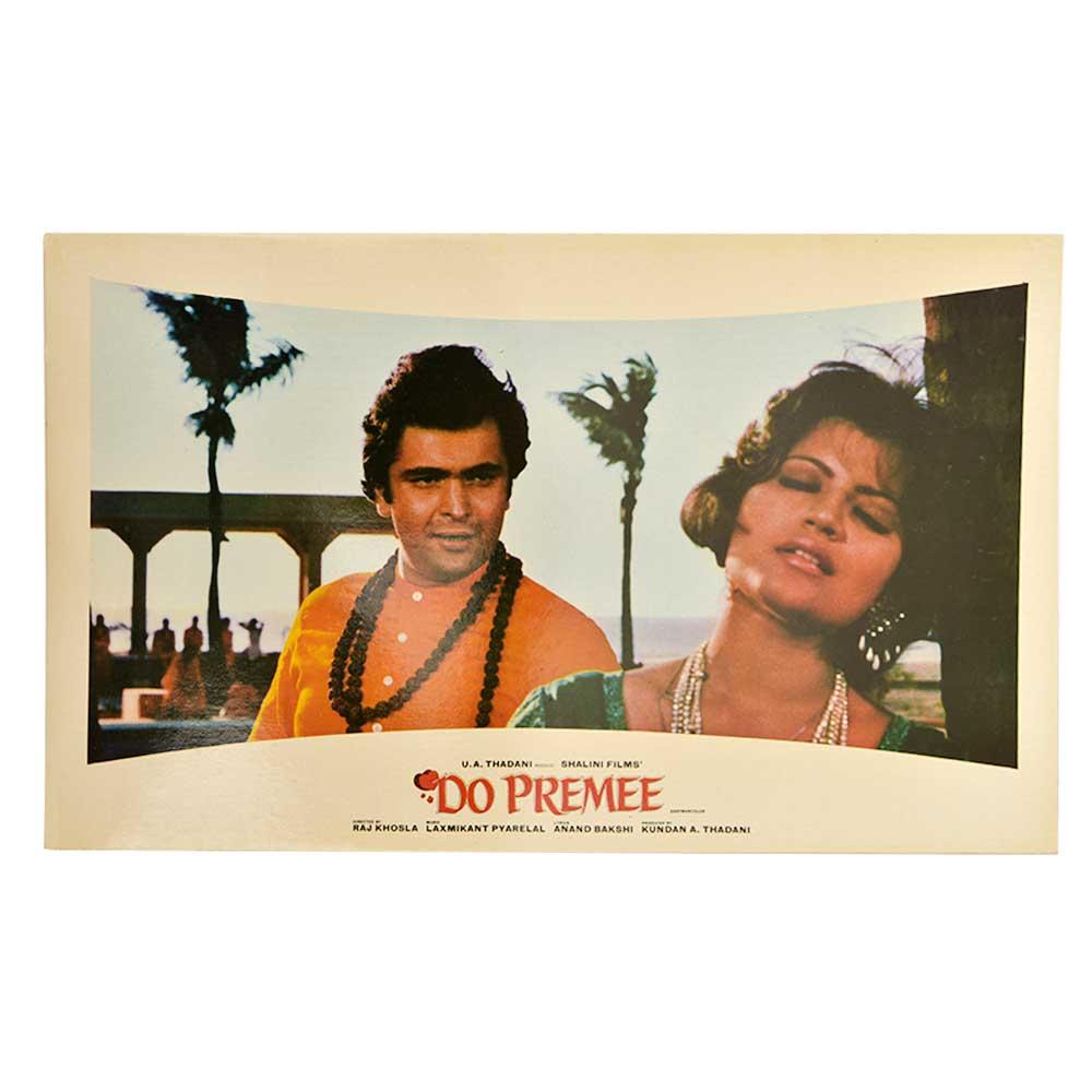 Do Premee  Hindi Drama Movie Poster