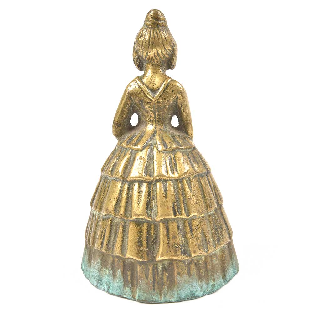 Bronze Lady Bell