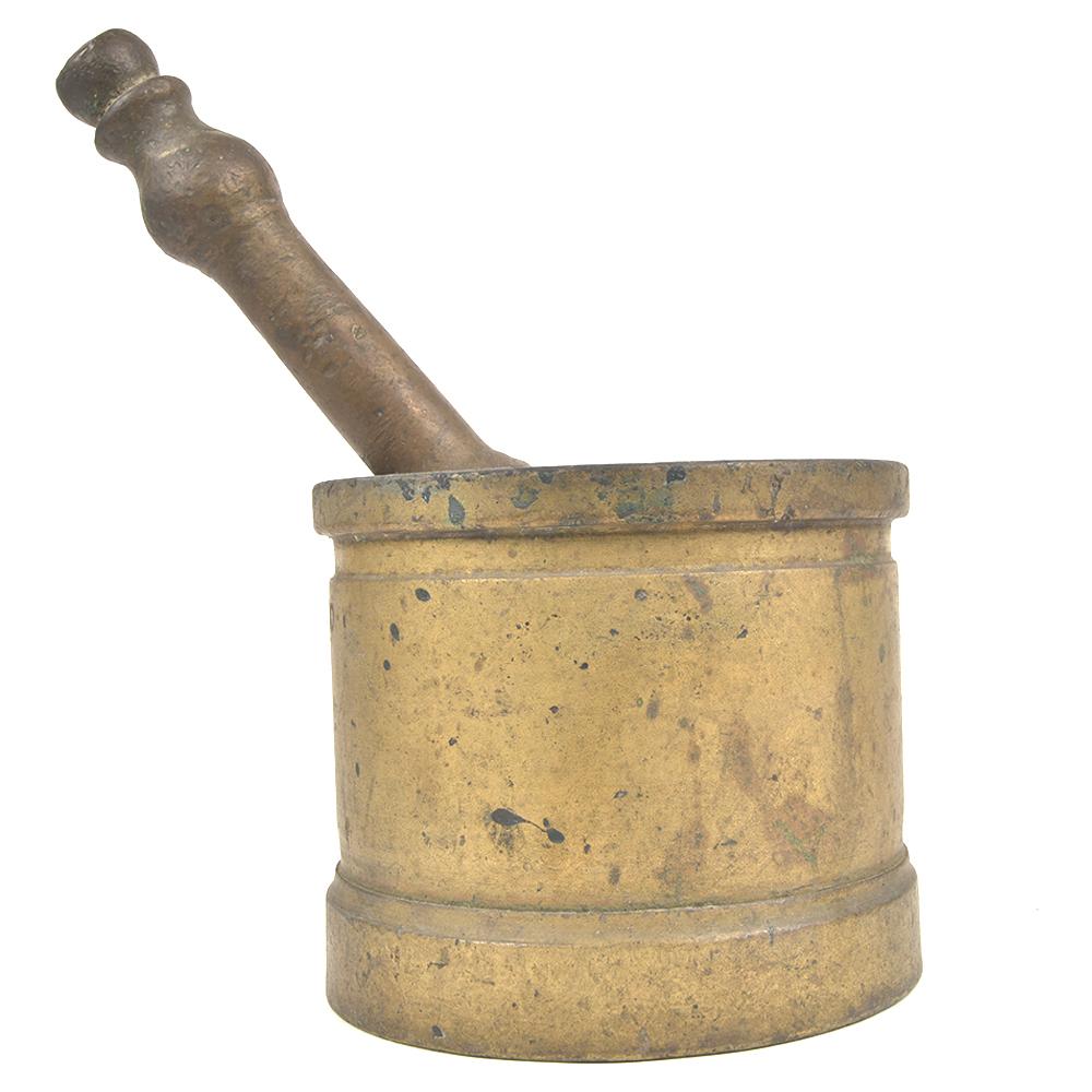 Bronze Indian Spice Grinder