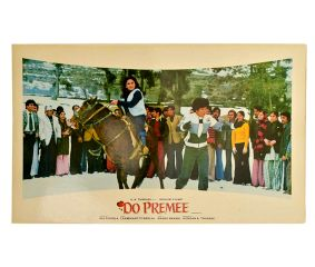 Bollywood Hindi Movie Do premee Booklet