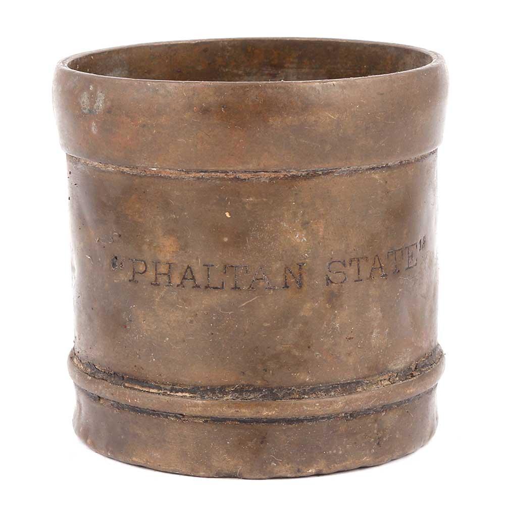 Bronze Grain Measuring Cup