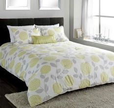SWHF 3 Piece Cotton King Size Quilt Set