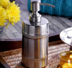 SWHF Triple Beeded Soap Pump