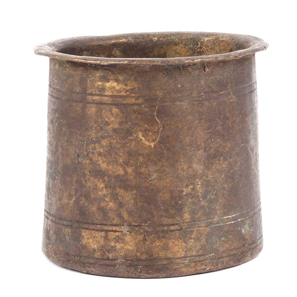 Bronze Measurement Cup