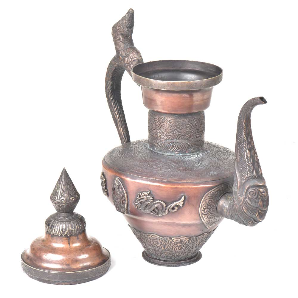 Copper Surai Decorative Art Surai