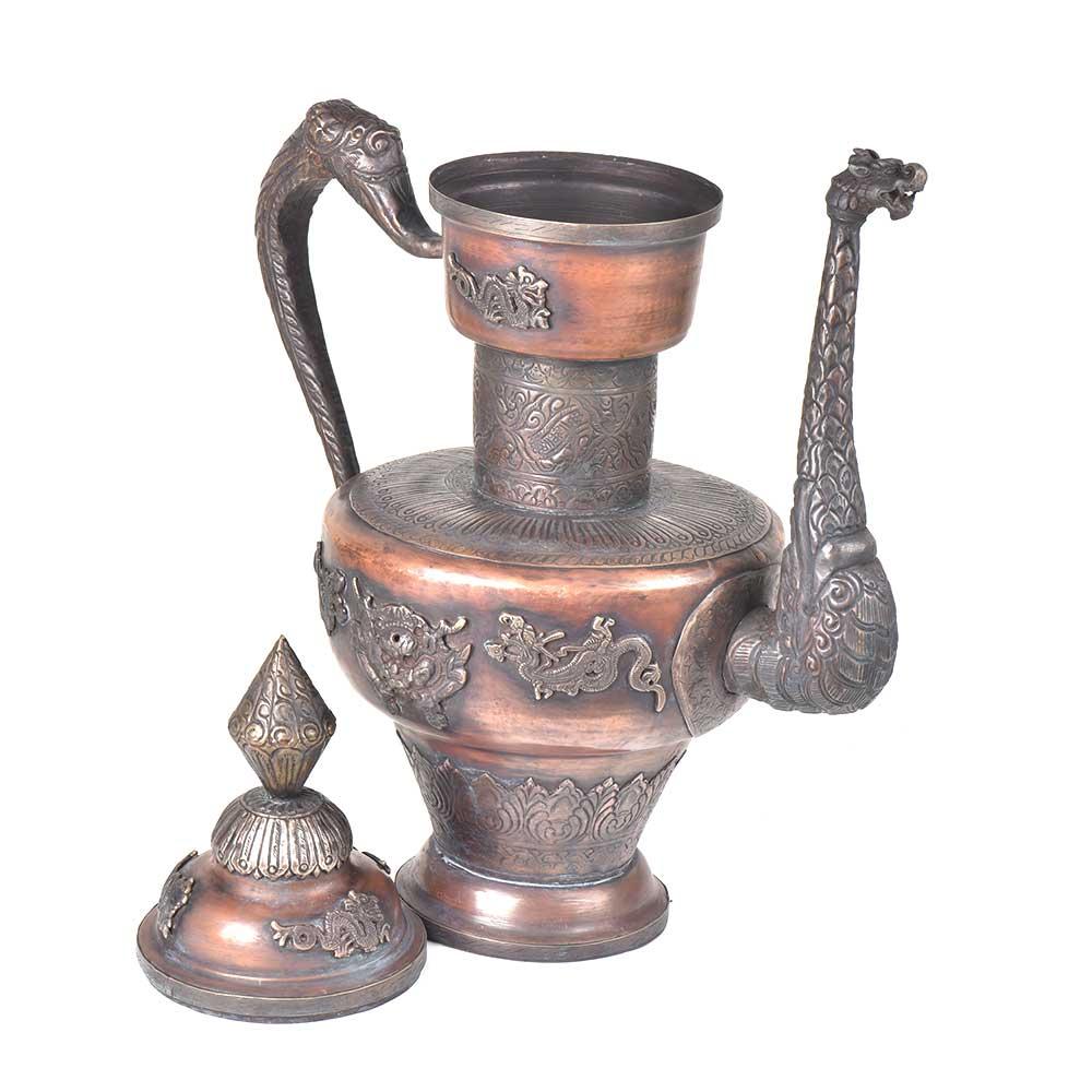 Pure Copper Surai in Fine Finishing and Decorative Art