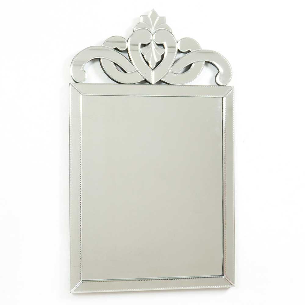 Rectangular Venetian Style Mirror