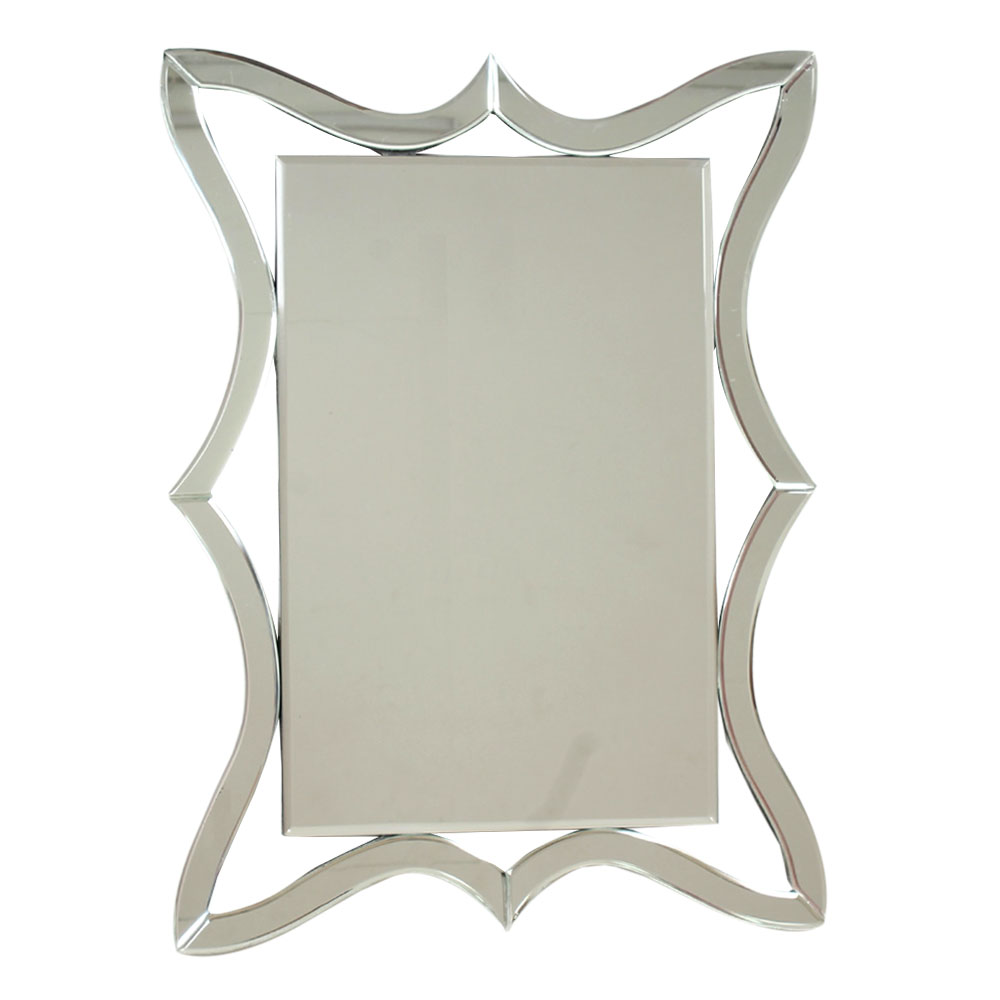 Rectangular Shaped Venetian Mirror