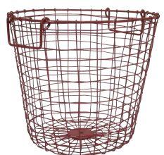 Round Iron Basket