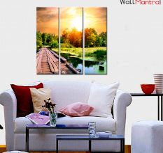 Landscape Premium Quality Canvas Wall Hanging