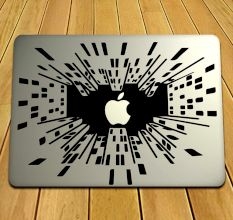 Impressive Sky Scraper MacBook Sticker