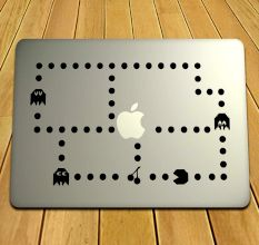 Game Design Laptop Decal