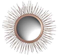 Iron Wire Mirror