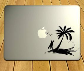 MacBook Decal With Scenic Beauty