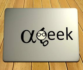 Innovative Geek MacBook Decal