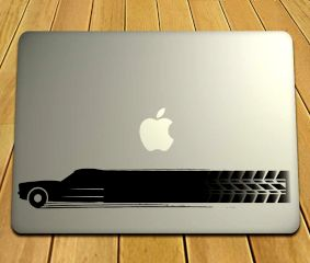 Impressive Car MacBook Decal