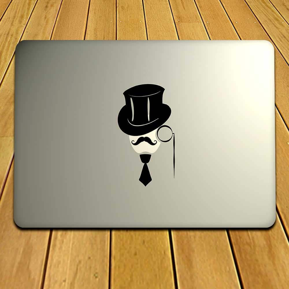 Show Off With This MacBook Decal
