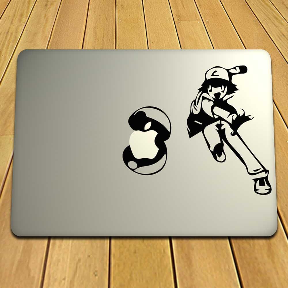 Pokemon Go MacBook Decal