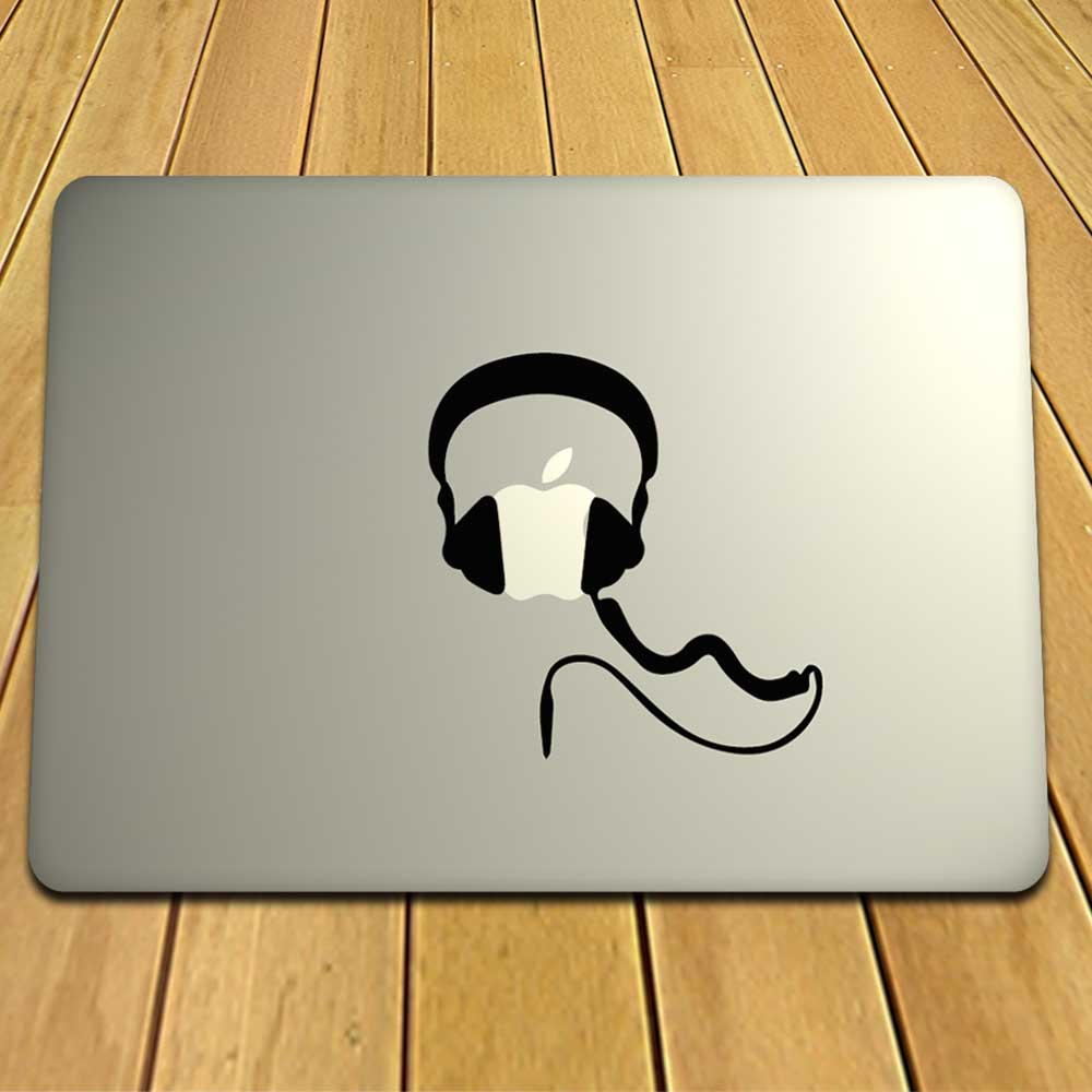 Music MacBook Decal
