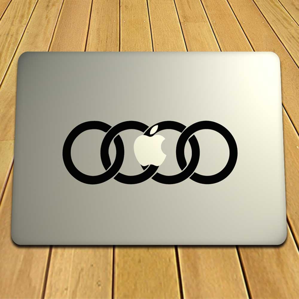 MacBook Sticker That Adds Elegance