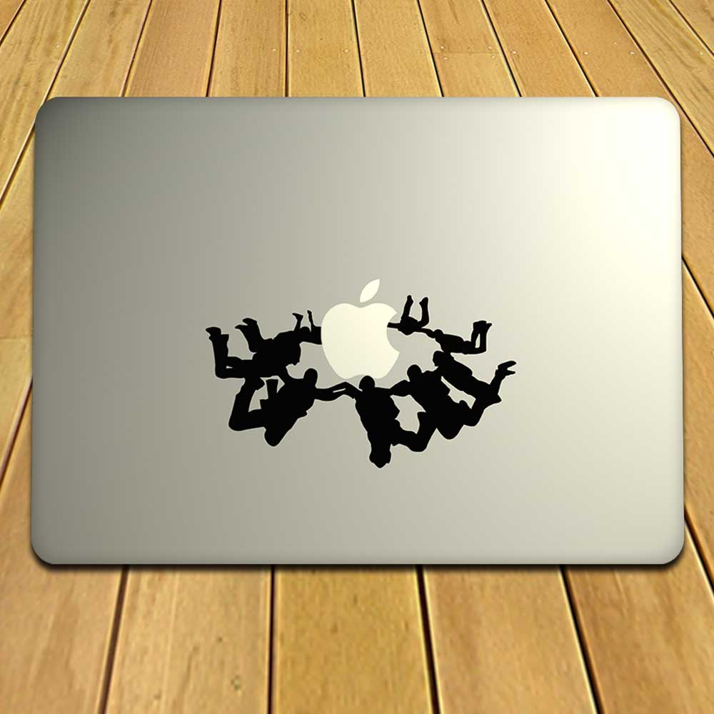 MacBook Decal For Adventure Lovers