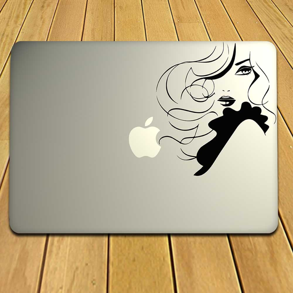 Lively And Beautiful MacBook Laptop Decal