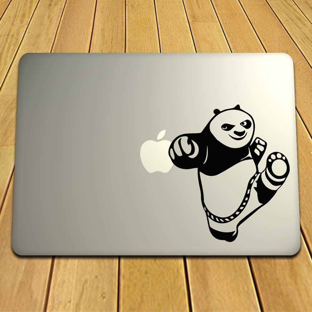 Kung Fu Panda Laptop Sticker