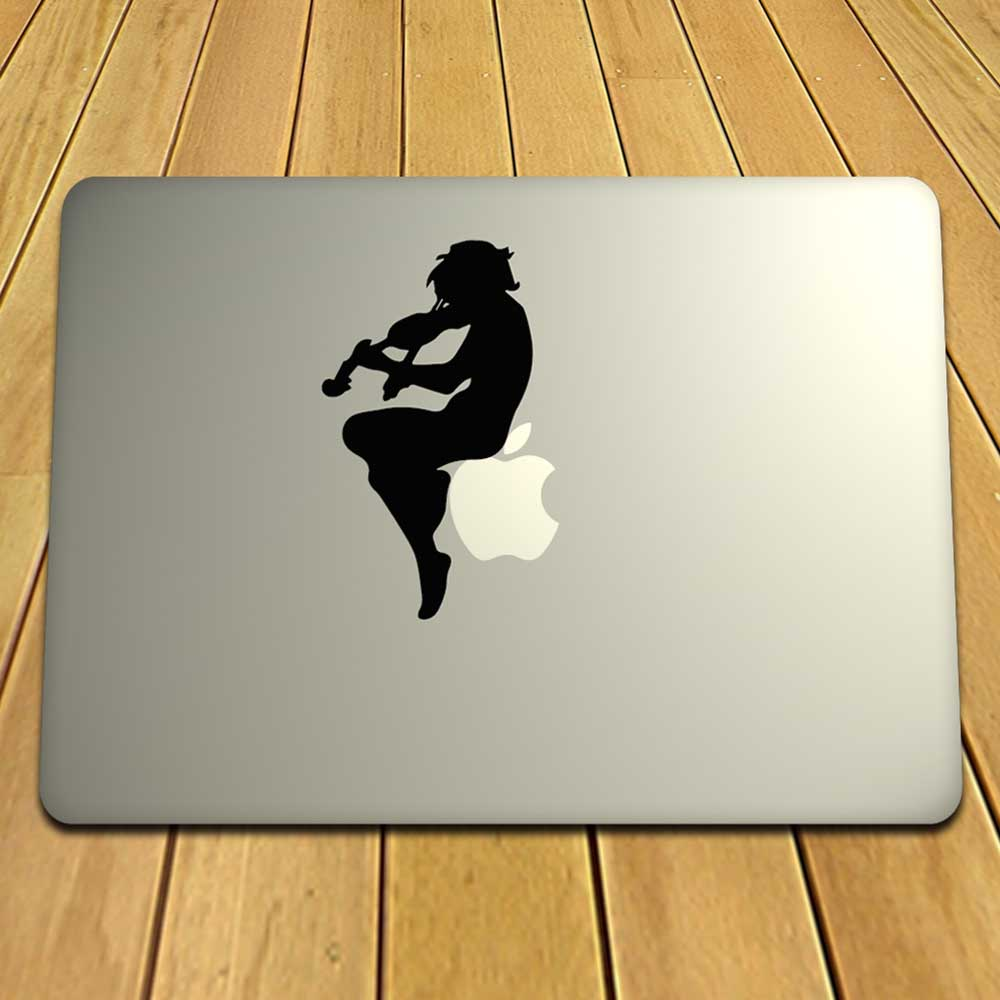Innovative MacBook Sticker