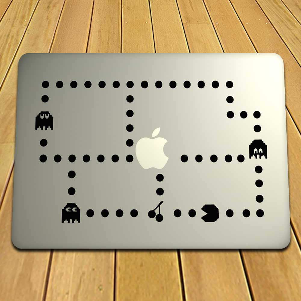 Game Design Laptop Decal