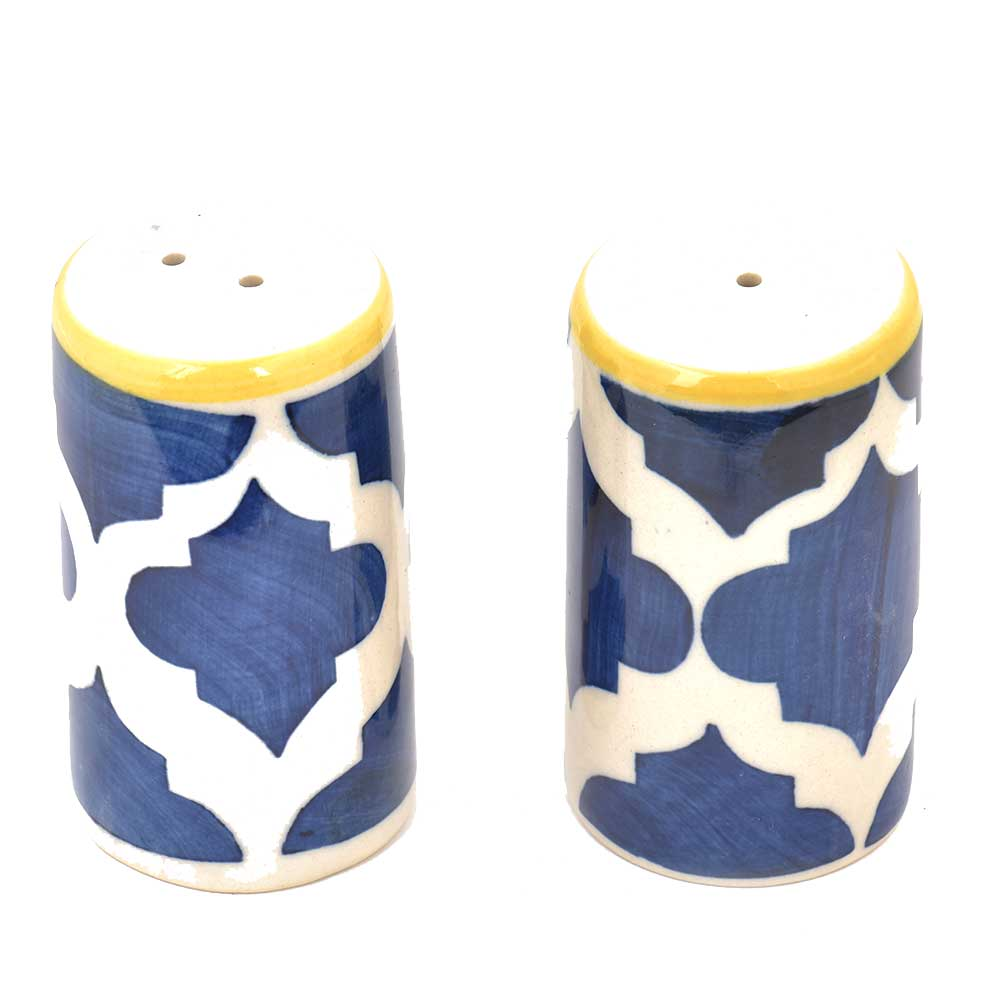 Ceramic Salt And Pepper Shaker Set of 2