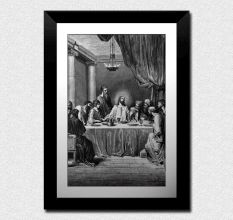 The Last Supper Wall Painting