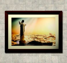 Christ The Redeemer Wall Painting