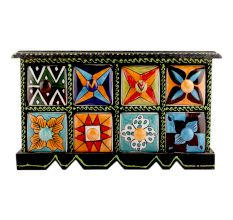 Spice Box-791 Masala Rack Container Gift Item