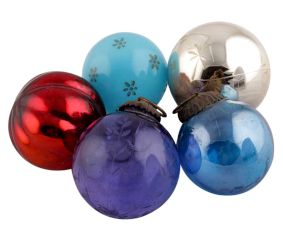 Set of 5 Pieces Christmas Ornament