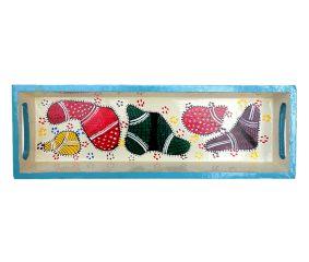 Handmade Painting Knick Knack Tray