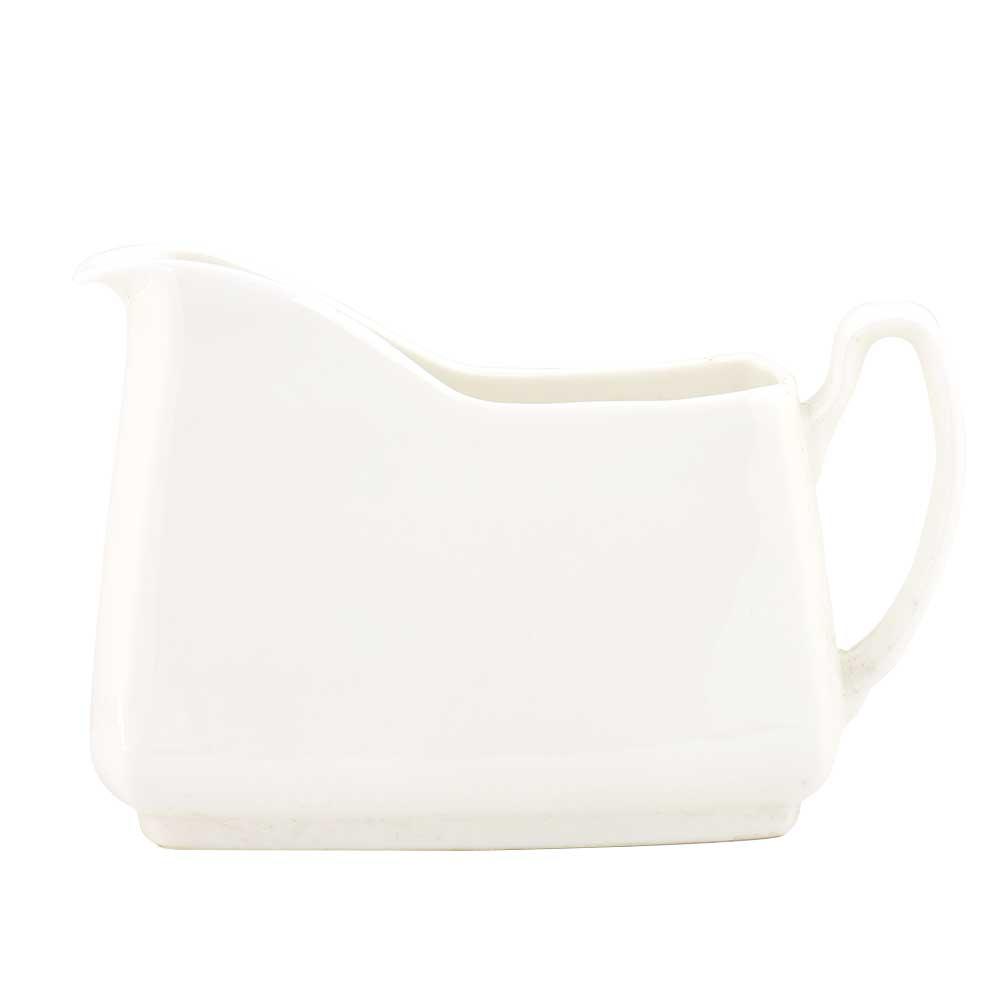 White Modern  Ceramic Jug
