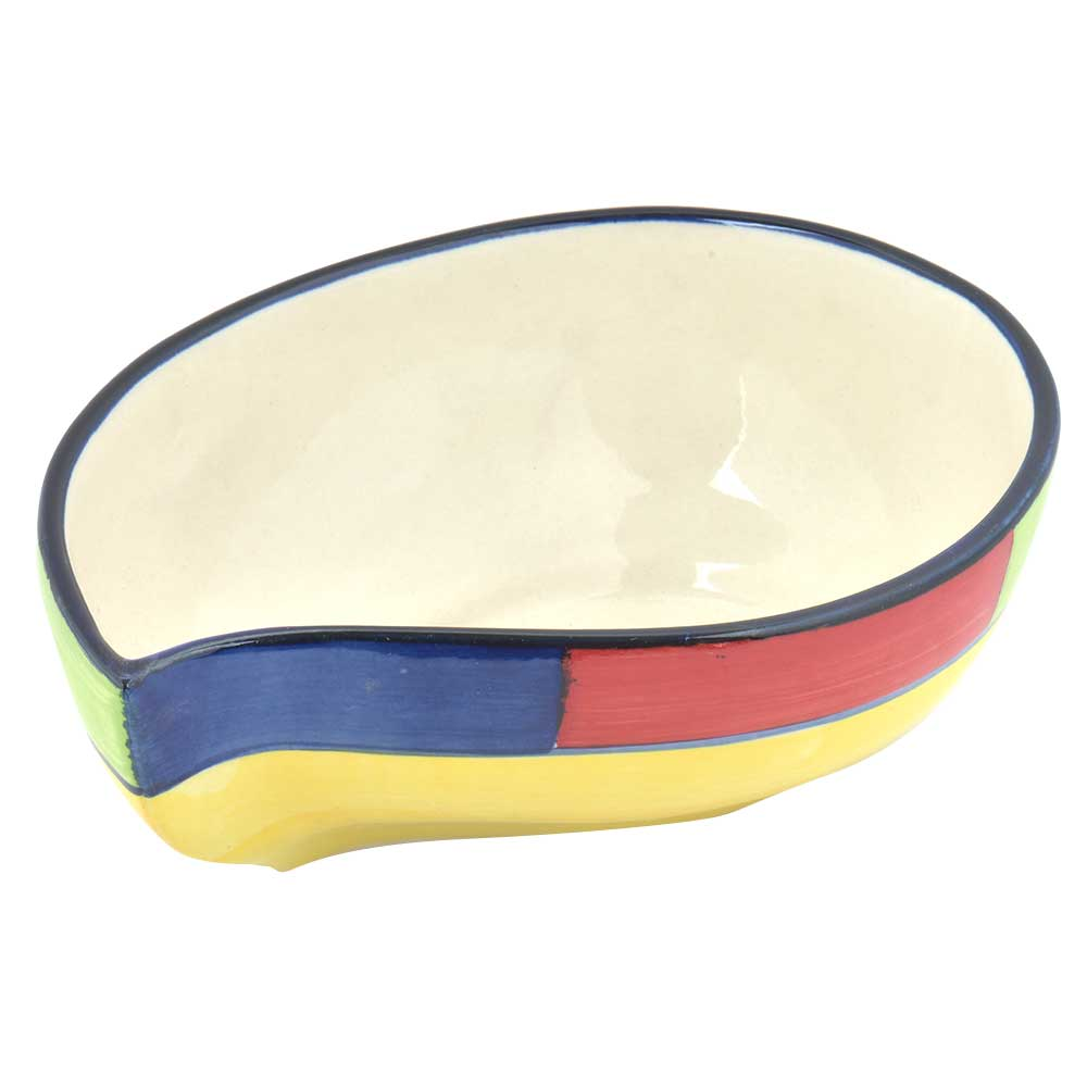 Ceramic Teardeop Serving Tray Platter Dish