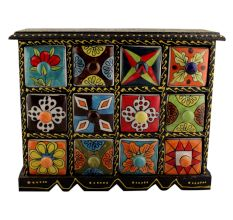 Spice Box-812 Masala Rack Container Gift Item