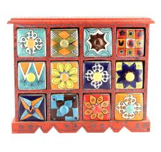 Spice Box-821 Masala Rack Container Gift Items