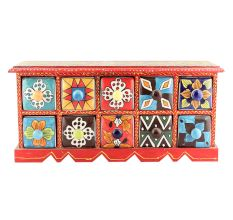 Spice Box-835 Masala Rack Container Gift Items