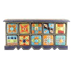 Spice Box-839 Masala Rack Container Gift Items