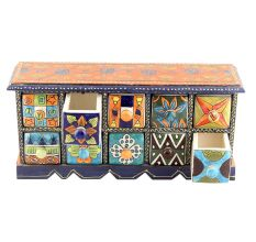 Spice BoxA Masala Rack Container Gift Items