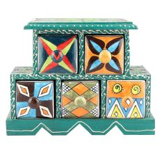 Spice Box-883 Masala Rack Container Gift Items