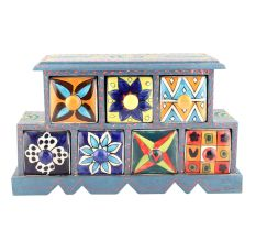 Spice Box-895 Masala Rack Container Gift Items