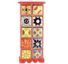 Spice Box-912 Masala Rack Container Gift Items