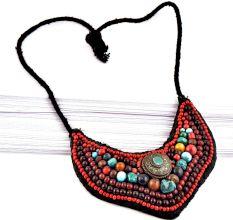 Ladakh Tribal handmade Jewelry Necklace