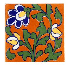 Forest Green Ceramic Tiles
