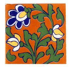 Forest Green Ceramic Tiles