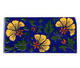 Navy Blue Ceramic Tiles